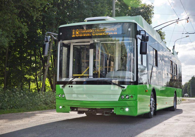«Богдан Моторс» підписав договір на поставку 49 тролейбусів для Харкова