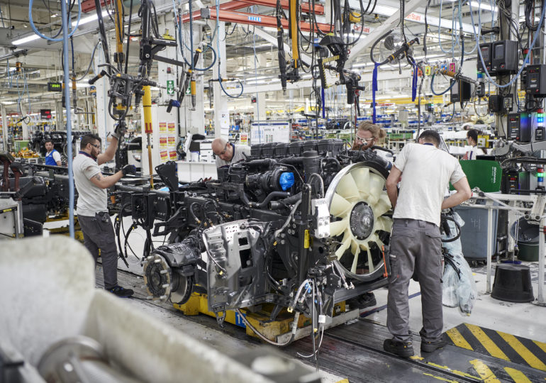 Scania оприлюднила проміжний звіт за перший квартал 2020 року