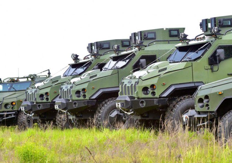 ЗСУ отримали бронемобілі «Варта» і «Новатор»