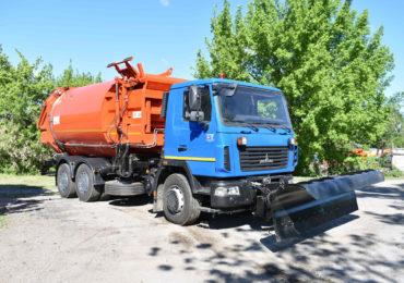 «АЛЬФАТЕКС» відвантажив до Світловодська унікальний сміттєвоз