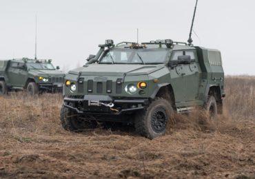 «Українська бронетехніка» безкоштовно поставила Нацгвардії додатковий бронеавтомобіль «Новатор»