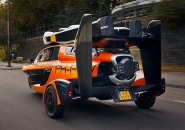Летючий автомобіль отримав дозвіл на переміщення по дорогах в Нідерландах