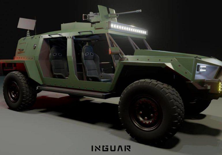 В Україні може з'явитися нова легка тактична колісна бойова машина