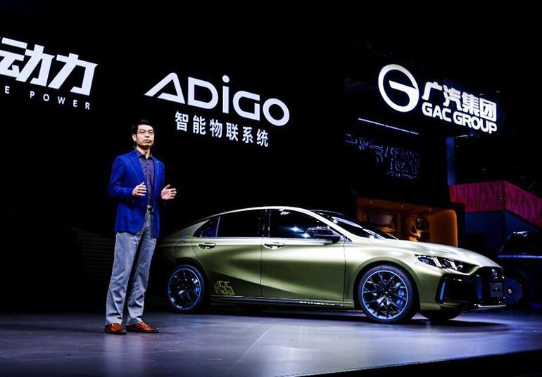 Китайці почнуть випробування електрокарів на графенових акумуляторах