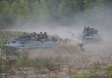 У вітчизняних ракетних військах та артилерії триває процес набуття сумісності з НАТО