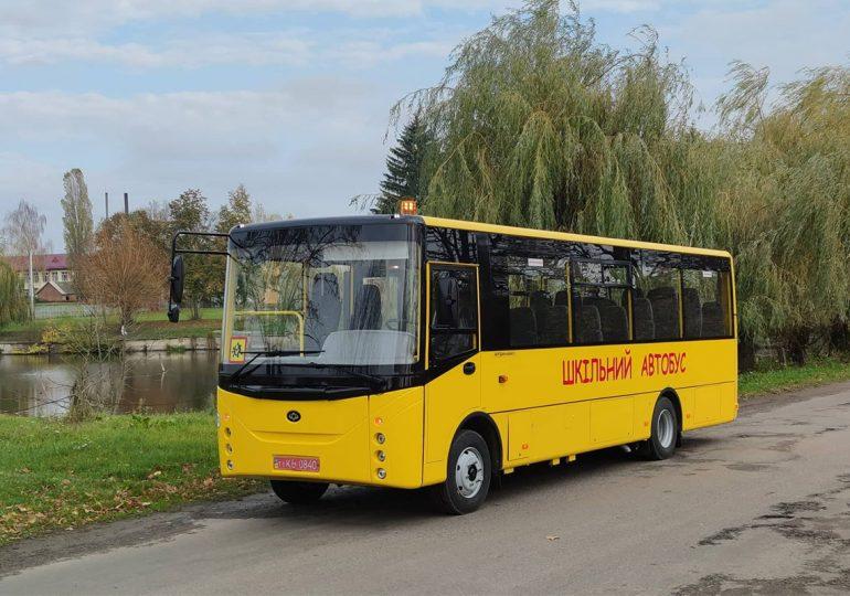 Оновлені шкільні автобуси «Богдан А22412» проходять випробовування