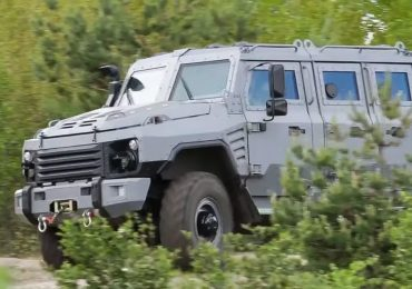 У Білорусі випустили лінійку броньованих автомобілів ASILAK