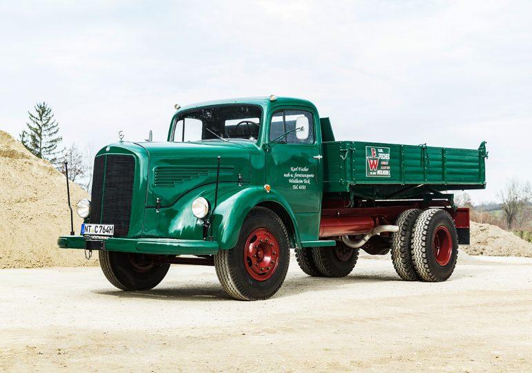 70 років тому відбулася прем'єра автомобіля Mercedes-Benz L 6600 та автобуса O 6600