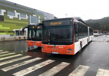 Норвегія закупила партію автобусів MAN на біогазі