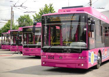 Буде оновлено громадський транспорт ще у 18 українських містах
