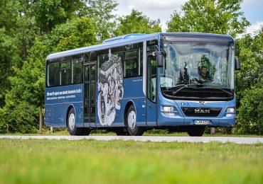 Автобуси MAN освоюють коробки передач нового покоління — EcoLife 2