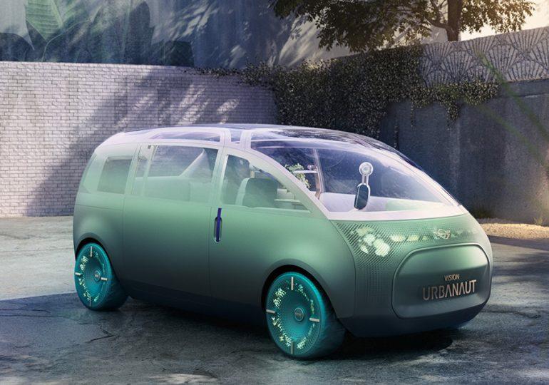 MINI Vision Urbanaut: в майбутнє з комфортом