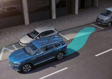 Паркування за допомогою смартфона — Volkswagen представив технологію
