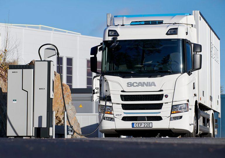 Scania оголосила про партнерство з групою ENGIE для розвитку електромобільності