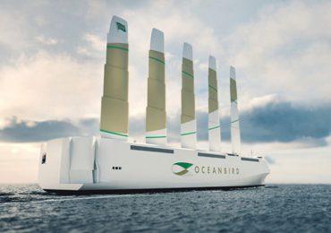 Шведи побудують найбільший вітрильник для перевезення тисяч автомобілів