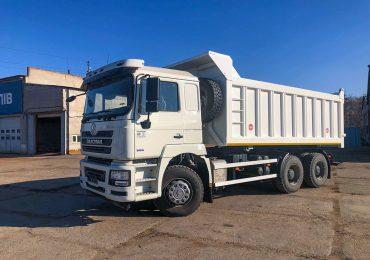 Ринок вантажних автомобілів України поповнив представник сімейства потужних самоскидів