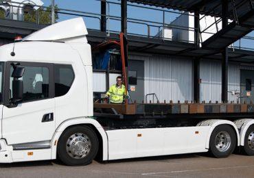 Scania побудує лабораторію для тестування акумуляторів