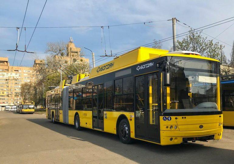«БОГДАН МОТОРС» розпочав виготовлення тролейбусів для КП «КИЇВПАСТРАНС»