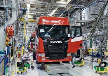 SCANIA відкриває промислове виробництво в Китаї