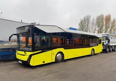 В Україні презентували новий пасажирський автобус МАЗ