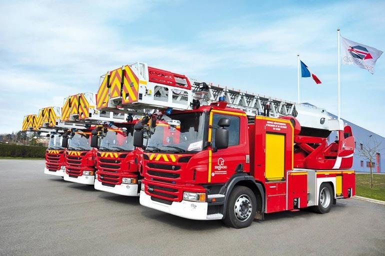 ДСНС отримає 370 одиниць нової пожежної техніки