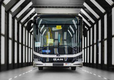 MAN Truck & Bus починає серійне виробництво повністю електричного Lion's City E