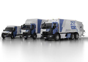 Renault Trucks розширює асортимент електричних автомобілів