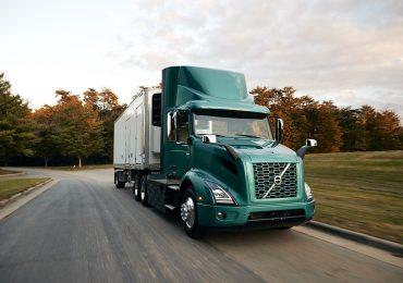 Volvo Trucks виводить на ринок США і Канади електричну модель Volvo VNR