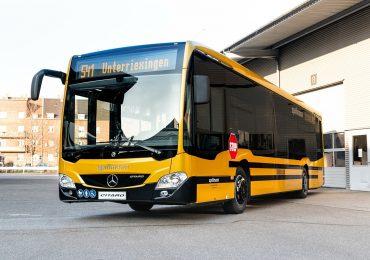 Тематичні автобуси Mercedes-Benz: ще транспортний засіб чи витвір мистецтва?