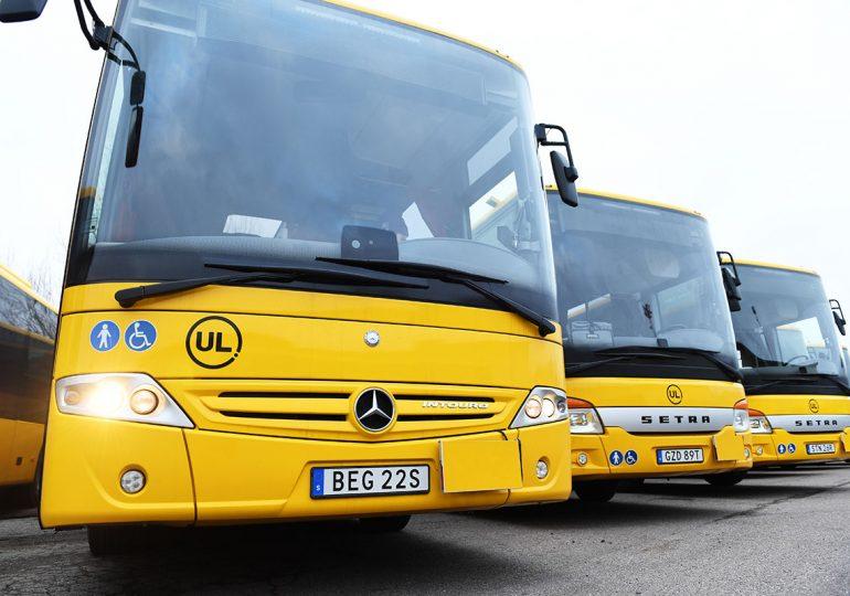 Daimler Bus виконав рекордний заказ зі Швеції на 112 автобусів