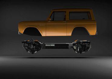 У США придумали платформу для перероблення рамних машин в електромобілі