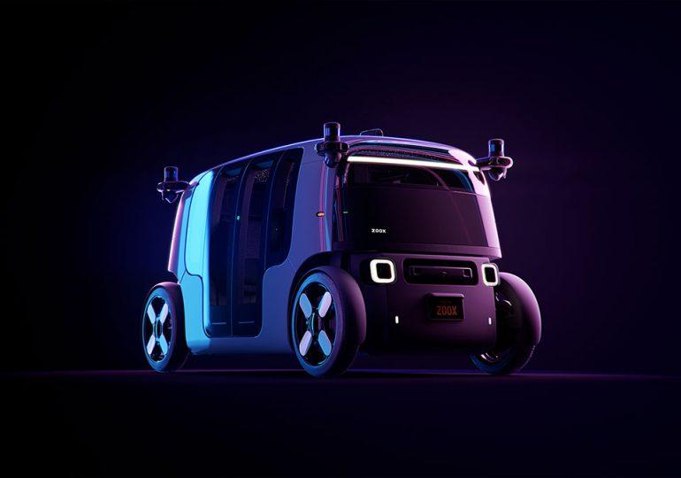 Стартап Zoox, що належить Amazon, презентував автономне роботаксі