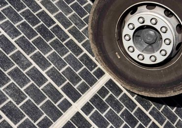 В США з'явилася перша дорога в яку вмонтовано сонячні панелі