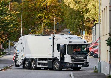 Scania показала цікаву опцію для кабін серії L — автоматичні скляні двері
