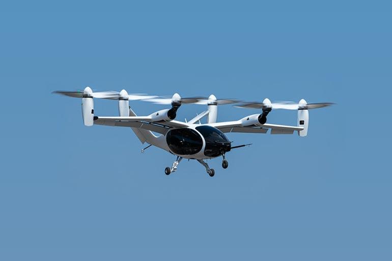 Новаторський електричний літак випускатиме Joby Aviation