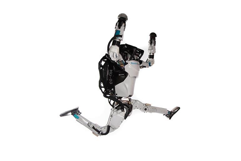 Hyundai Motor Group, серйозно захопившись робототехнікою, вирішив придбати контрольний пакет акцій Boston Dynamics