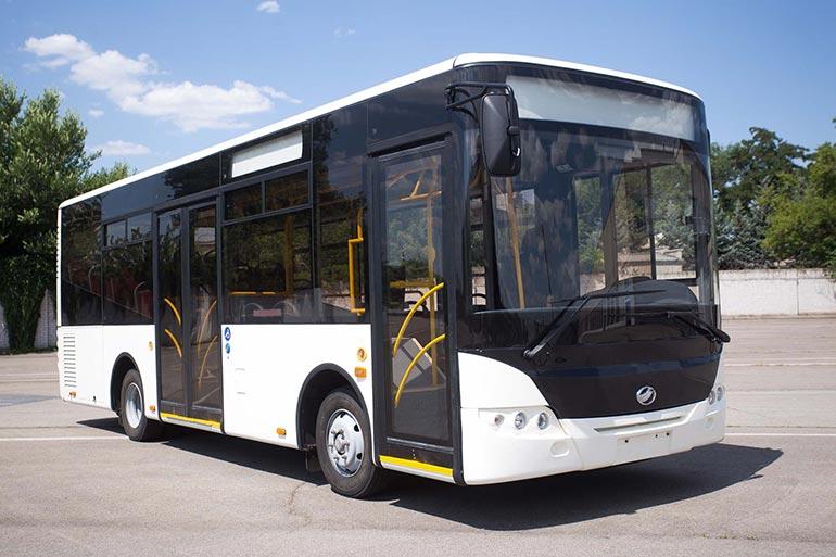 ЗАЗ отримав Схвалення ЄС на поставку автобусу середнього класу в Європу