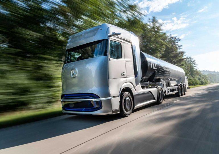 Linde та Daimler Truck створюють нову технологію заправки для вантажівок