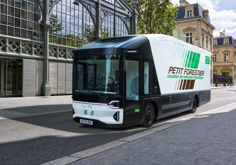 Стартап з Великобританії Volta Trucks укладає контракт на поставку 1000 електричних рефрижераторів