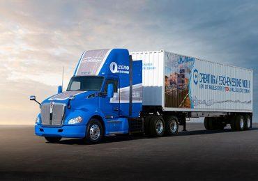 Тойота показала нове покоління вантажівок на водні