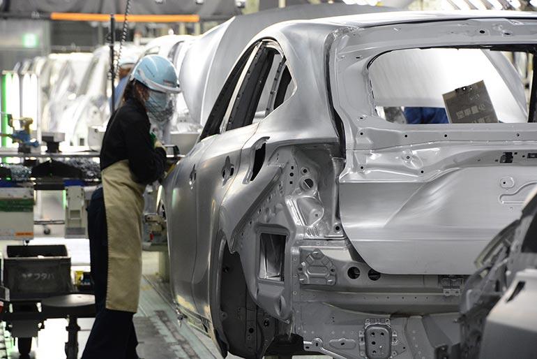 Toyota Motor призупиняє виробництво у Великобританії та Франції