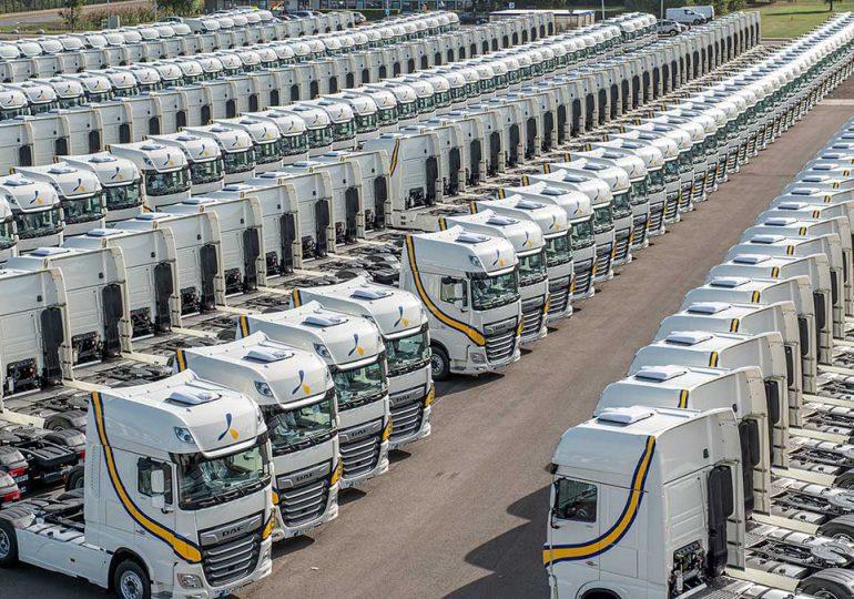 Лідер європейської транспортної галузі замовив 1300 вантажівок DAF
