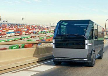 Побачило світ сімейство розвізних електричних фургонів MPDV, здатних подолати понад 480 км на одній зарядці