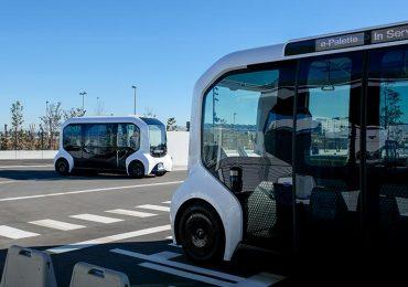 Toyota представила централізовану систему керування автономними електромобілями