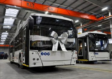 МАЗ відкрив нове складальне виробництво електротранспорту