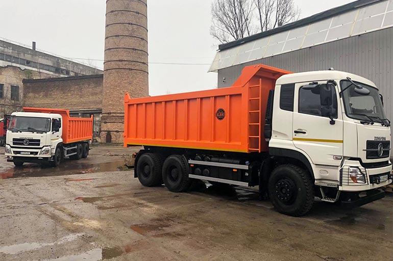Компанія Dongfeng Trucks Ukraine нарощує продажі автомобілів