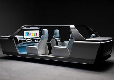 Samsung показав свою версію автомобіля майбутнього — Digital Cockpit