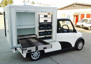 Новий електричний автомобіль ARI 458 вже готовий до продажу!