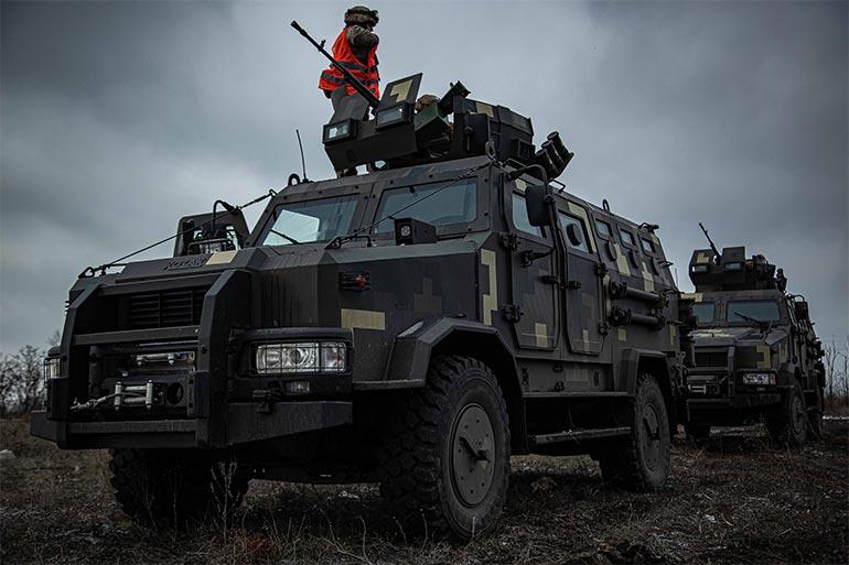 Озброєння військовиків модернізованою технікою розширює їх бойові можливості, — пресслужба ООС