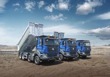 TATRA TRUCKS за підсумками 2020 року поставила 1186 вантажівок